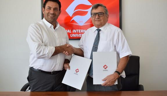 Vounous Projesi'nde Çatalköy Belediyesi UFÜ arasında işbirliği