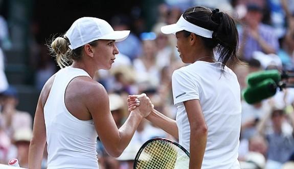 Wimbledon'da büyük sürpriz