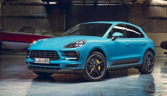Yeni kasa Porsche Macan büyük değişimlere imza attı