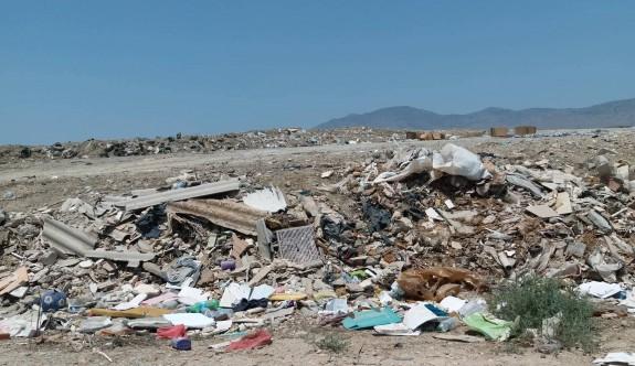 Yetkililer temizliyor, vatandaş kirletiyor