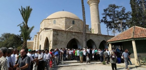 Hala Sultan Tekkesi'ne ziyaret düzenlenecek