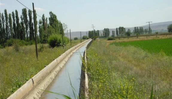 57 bin ton su çaldı