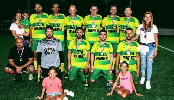 Alayköy'ün şampiyonu Özya