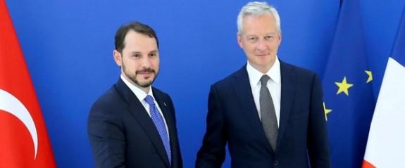 Albayrak: Fransa ile ortak hareket etme kararı aldık