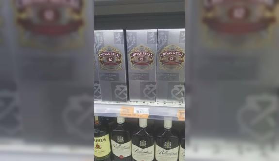 Alkol fiyatları Türkiye fiyatları ile yarışıyor