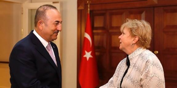 Ankara'da sessiz görüşme