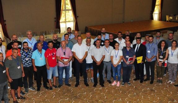 Basketbol Gelişim Çalıştayı 2018 yapıldı