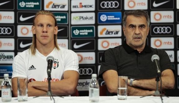 Beşiktaş, Sırbistan'da avantaj arıyor