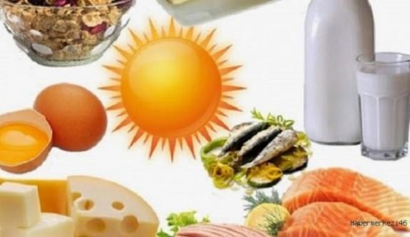 Birçok hastalığa sebep D Vitamini eksikliği
