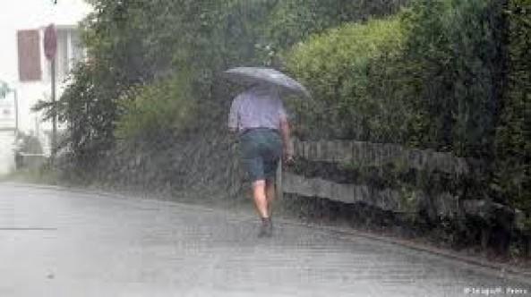 Çarşamba gün yağmur bekleniyor