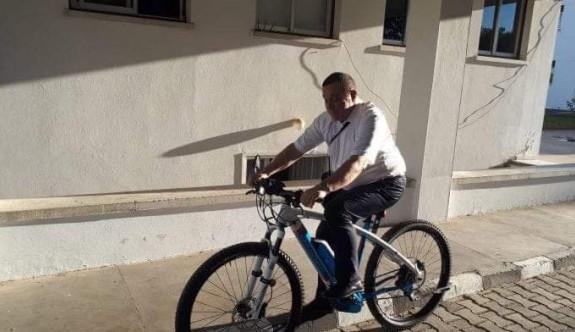 Denktaş'ın bisikleti 3.500 Euro iddiası