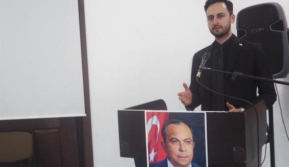 Dr. Fazıl Küçük Hareketi Mustafa Çaluda'yla devam