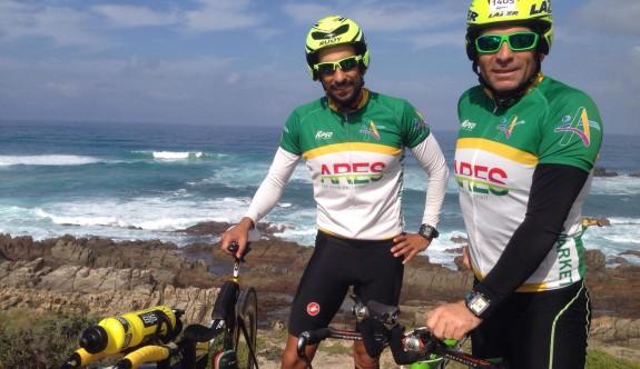 Dünya'nın en iyileri, Aresli Ironmanler'in rakipleri