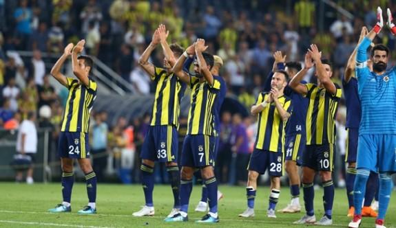 Fenerbahçe gole hasret kaldı