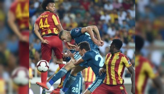 Fenerbahçe'ye Yeni Malatyaspor çelmesi