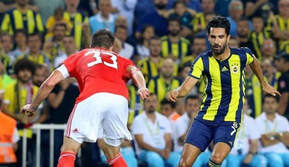 Fenerbahçe'den Şampiyonlar Ligi'ne veda