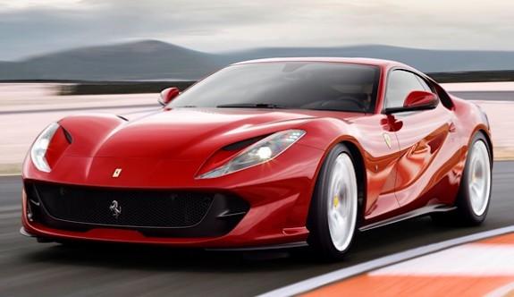 Ferrari'nin üç modeline Red Dot tasarım ödülü