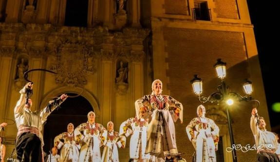 Folklorcülerimiz İspanya'yı fethetti
