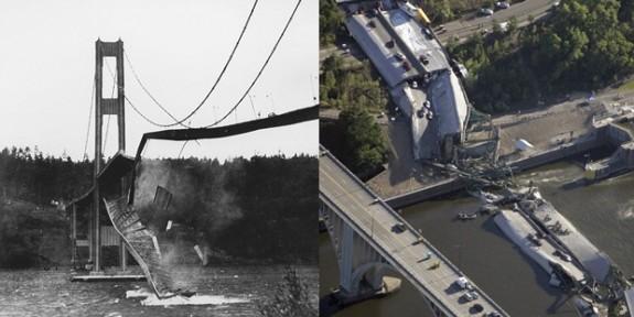 Geçmişten Günümüze Yıkılarak Büyük Felaketlere Sebep Olan 8 Köprü
