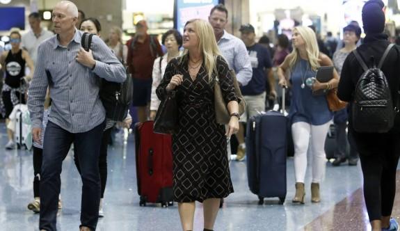 Güney'de yolcu sayısında artış