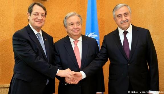 Guterres'in liderlerle görüşme tarihi henüz net değil