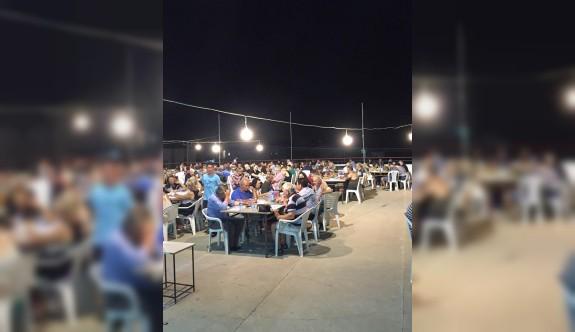 Hamitköy tombala gecelerine büyük ilgi