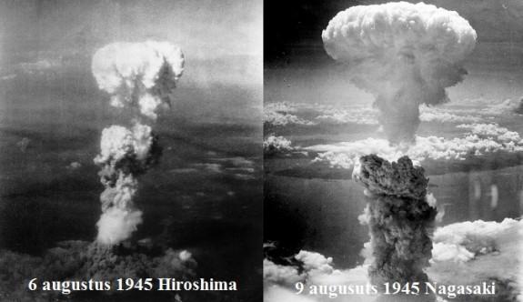 Hiroşima felaketinin 73. yılı
