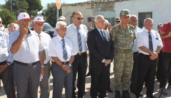 """""""Kahraman Türk ordusu asla buradan gitmeyecek"""""""
