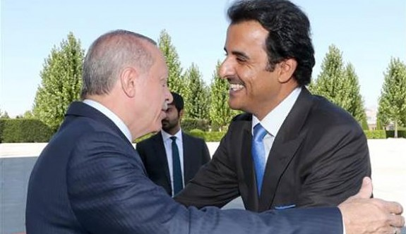 Katar'dan, Türkiye'ye 15 milyar dolarlık yatırım