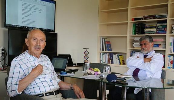 Kıbrıs gazisi gen testi ile hayat tarzını yeniden şekillendirdi