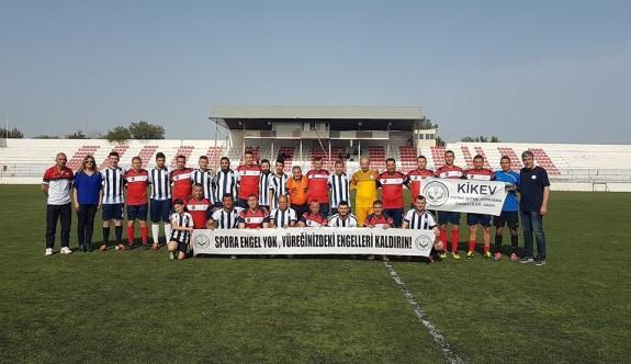 KİKEV, Devlet Daireleri Arası Futbol Turnuvasına katılacak