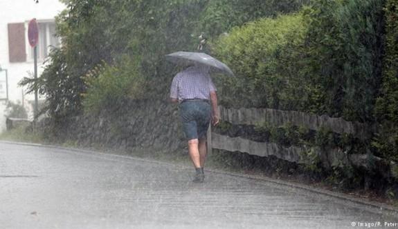 Kısa süreli yağmur bekleniyor