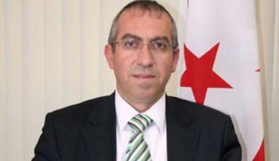 KKTC Ankara Büyükelçiliği'ne Kemal Köprülü oldu