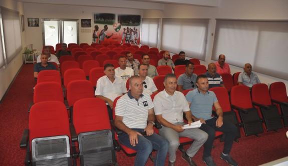 Kulüpler Birliği'nde Yılmaz dönemi
