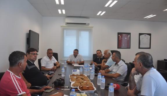 Kulüpler Birliği yönetimi, futbolu ileriye taşımaya kararlı