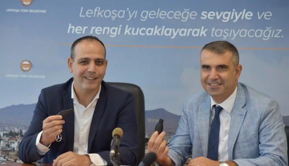 LTB Kadın Sığınma Evi'ne Türkiye'den araç bağışı