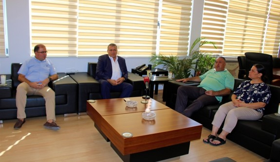 Mağusa Belediyesi'nden, Çamlık'a desteğe devam