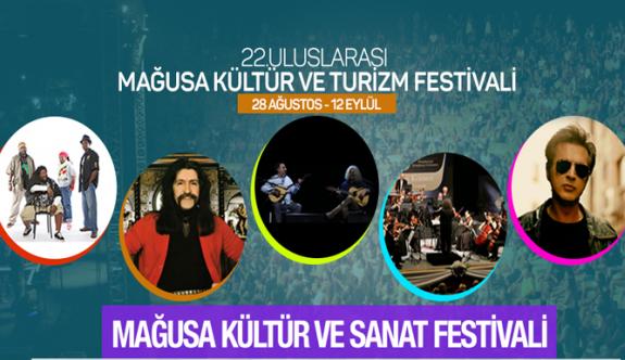 Mağusa'da dolu dolu festival