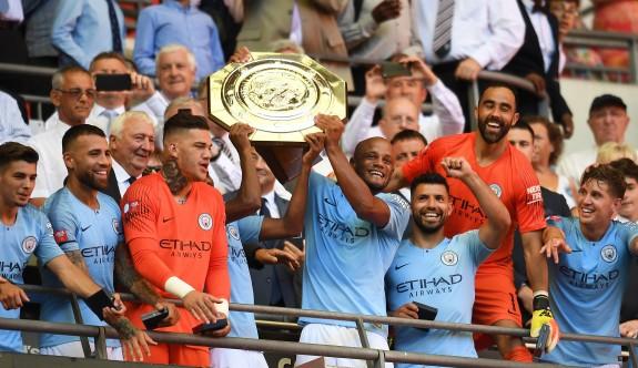 Manchester City sezona kupayla başlıyor