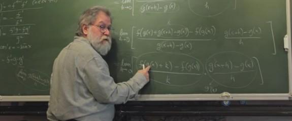 Matematik eğitiminin NobeliAli Nesin'in