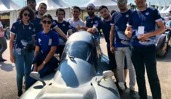 Mediterranean Shark finale hazır