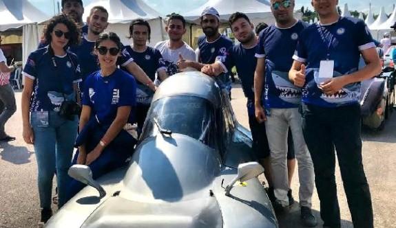 Mediterranean Shark, teknik kontrollerden geçti