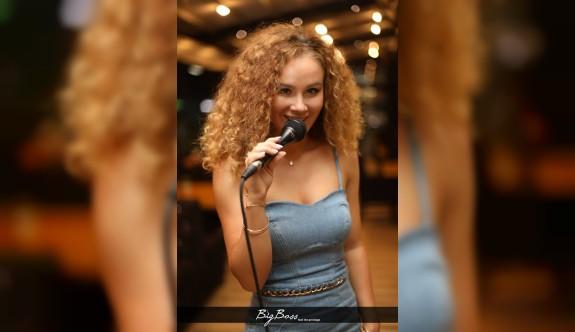 Olga Napoli ile müzik keyfi