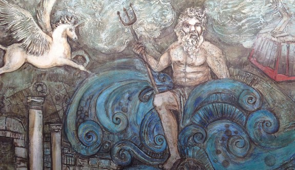 Olimpos Dağı'nın Tanrıları