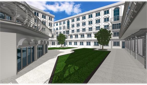 Park Palace Residance ile Girne öğrencisine büyük kolaylık