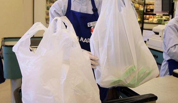Plastik poşetler ücretli olacak