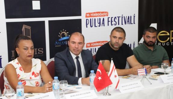 Pulya Festivali dolu dolu geçecek