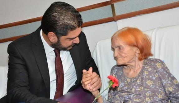 Sağlık Turizmi Konseyi heyeti, turist hastaları ziyaret etti