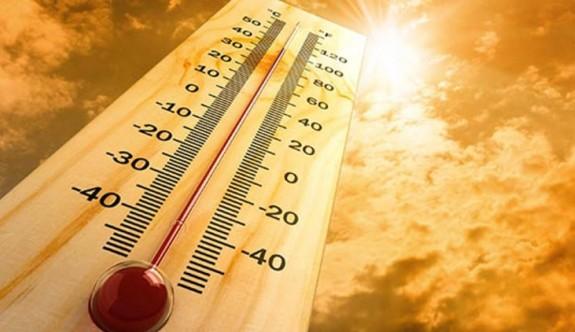 Sıcaklık pazartesi 42 dereceyi bulacak