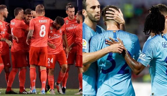 "Süper Kupa'da ""Madrid"" derbisi"